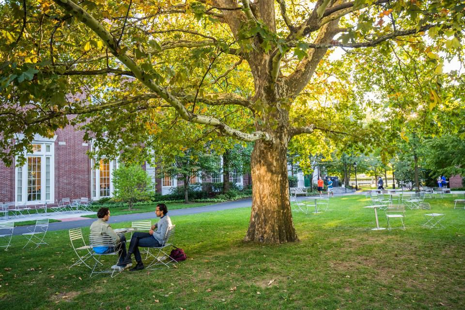 Big Topic On Campus: Doing Well By Doing Good